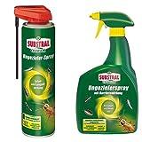 Celaflor Ungeziefer-Spray, geruchlos, 400 ml Sprühdose & Ungezieferspray mit...