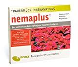 nemaplus® SF Nematoden zur Bekämpfung von Trauermücken - 6 Mio. für 12m² Blumenerde oder 60...
