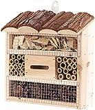 Royal Gardineer Nistkasten: Insektenhotel Marie, Nisthilfe für Nützlinge, 20 x...